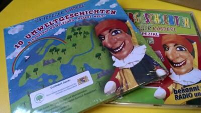 Hörspiel-CDs / Lieder-CDs
