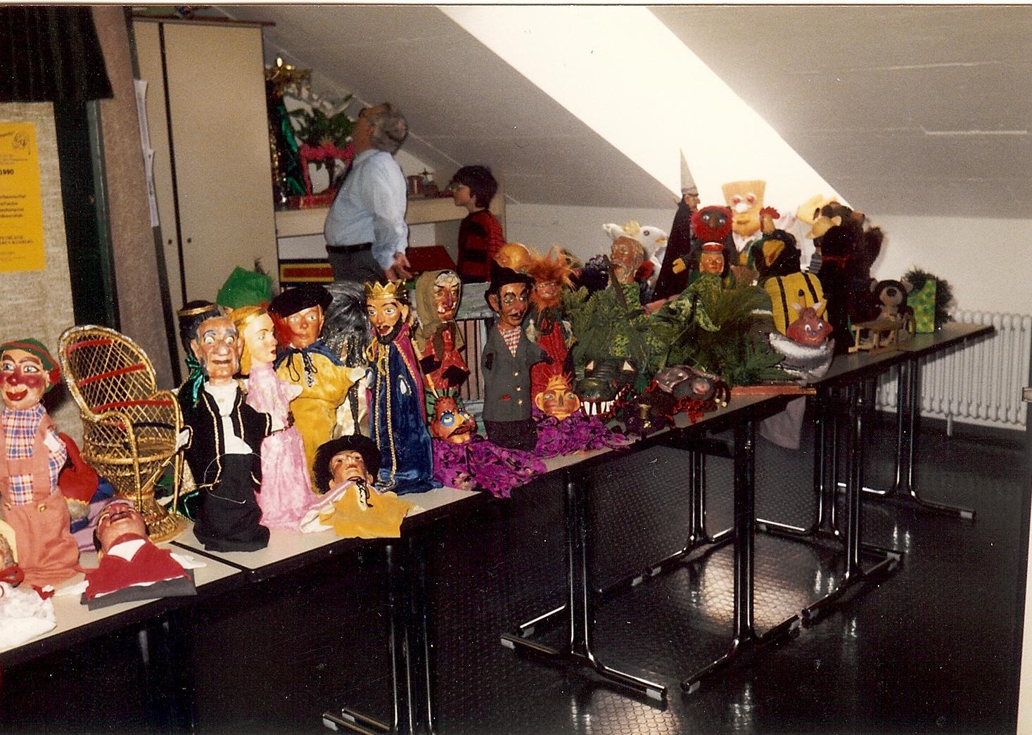 Ausstellung im Rahmen des 50jährigen Jubiläums 1995